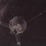 pioneer space